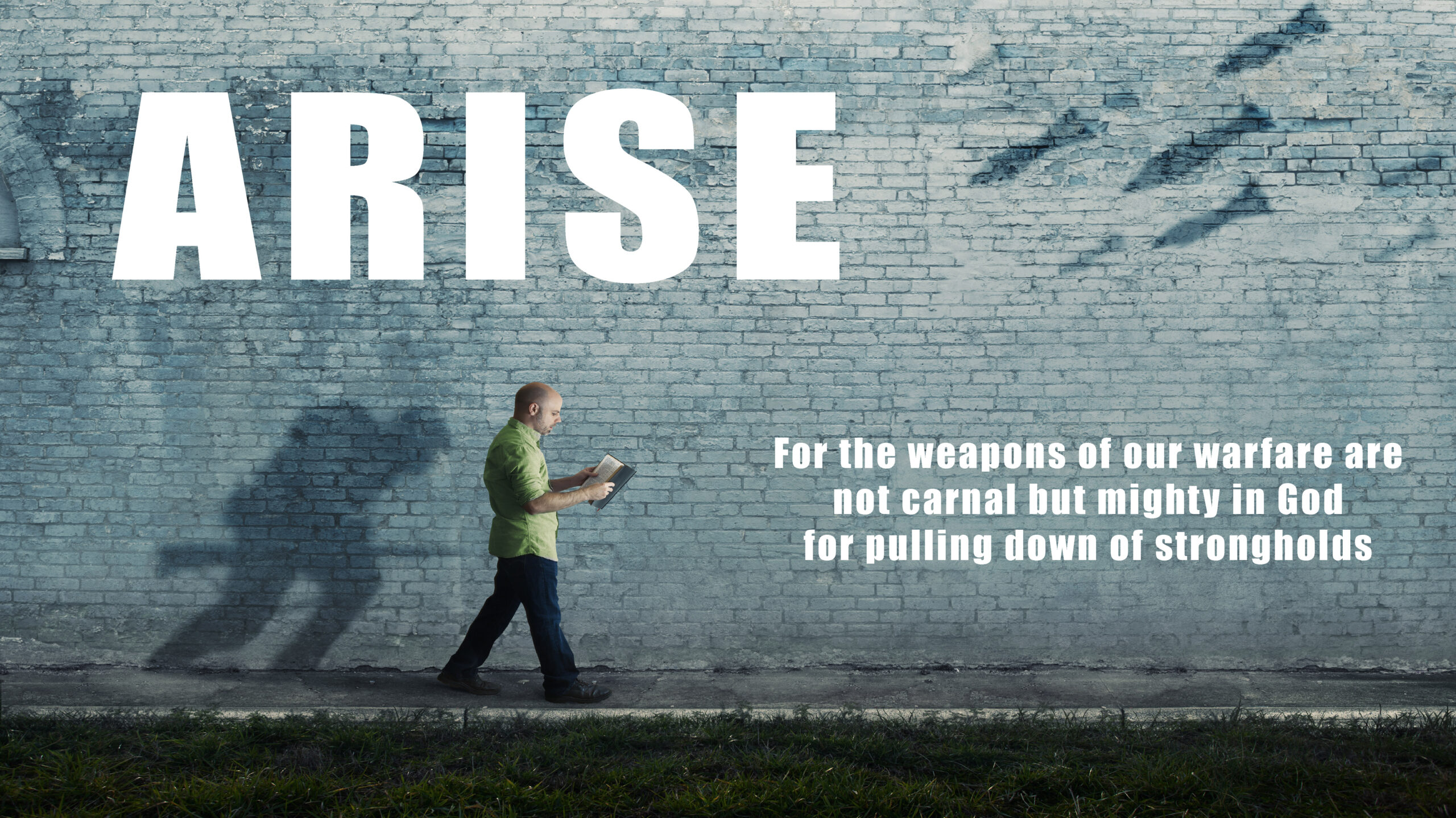 Arise: 21 Days of Prayer and Fasting